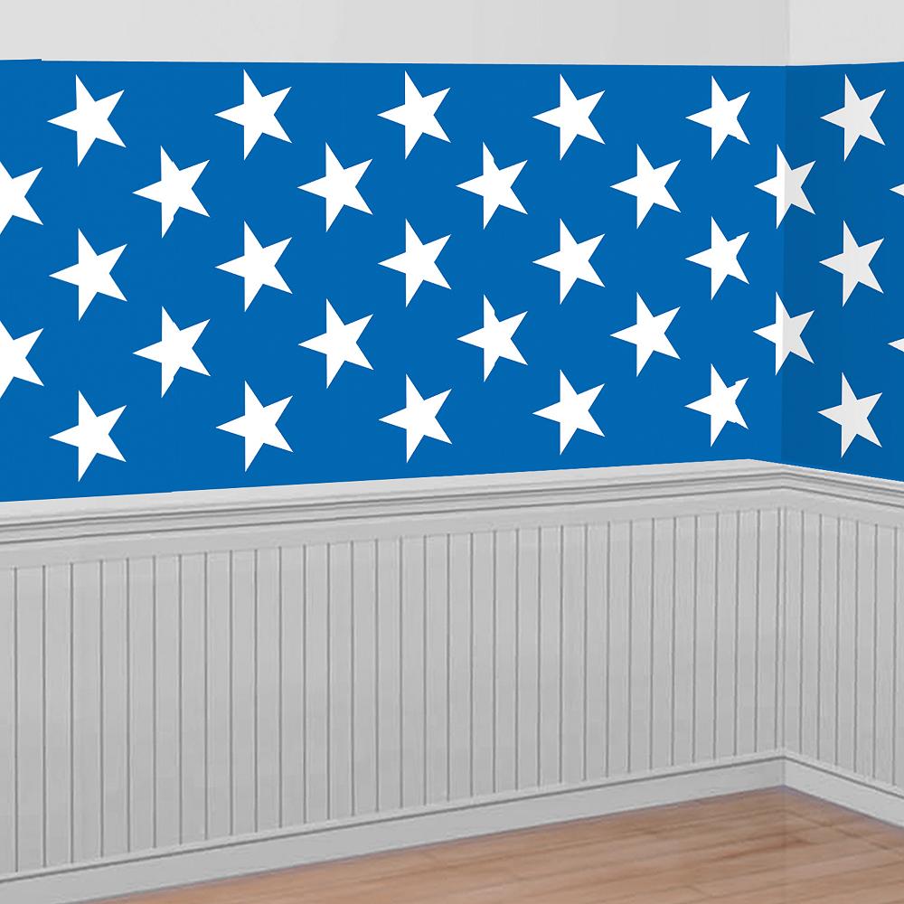 Patriotic Stars Room Roll Image #1