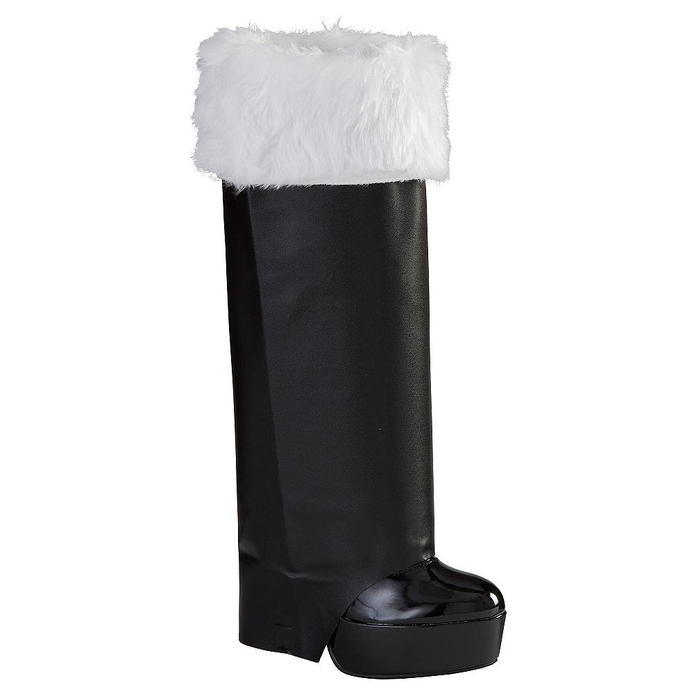 Santa Boot Covers Image #1