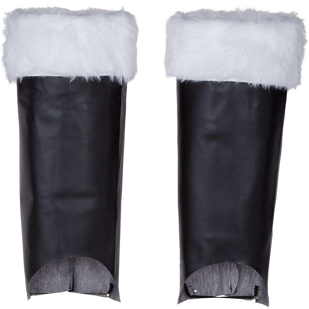 Santa Boot Covers Image #2