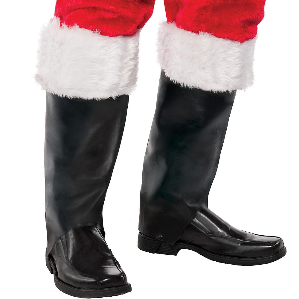 Santa Boot Covers Image #3