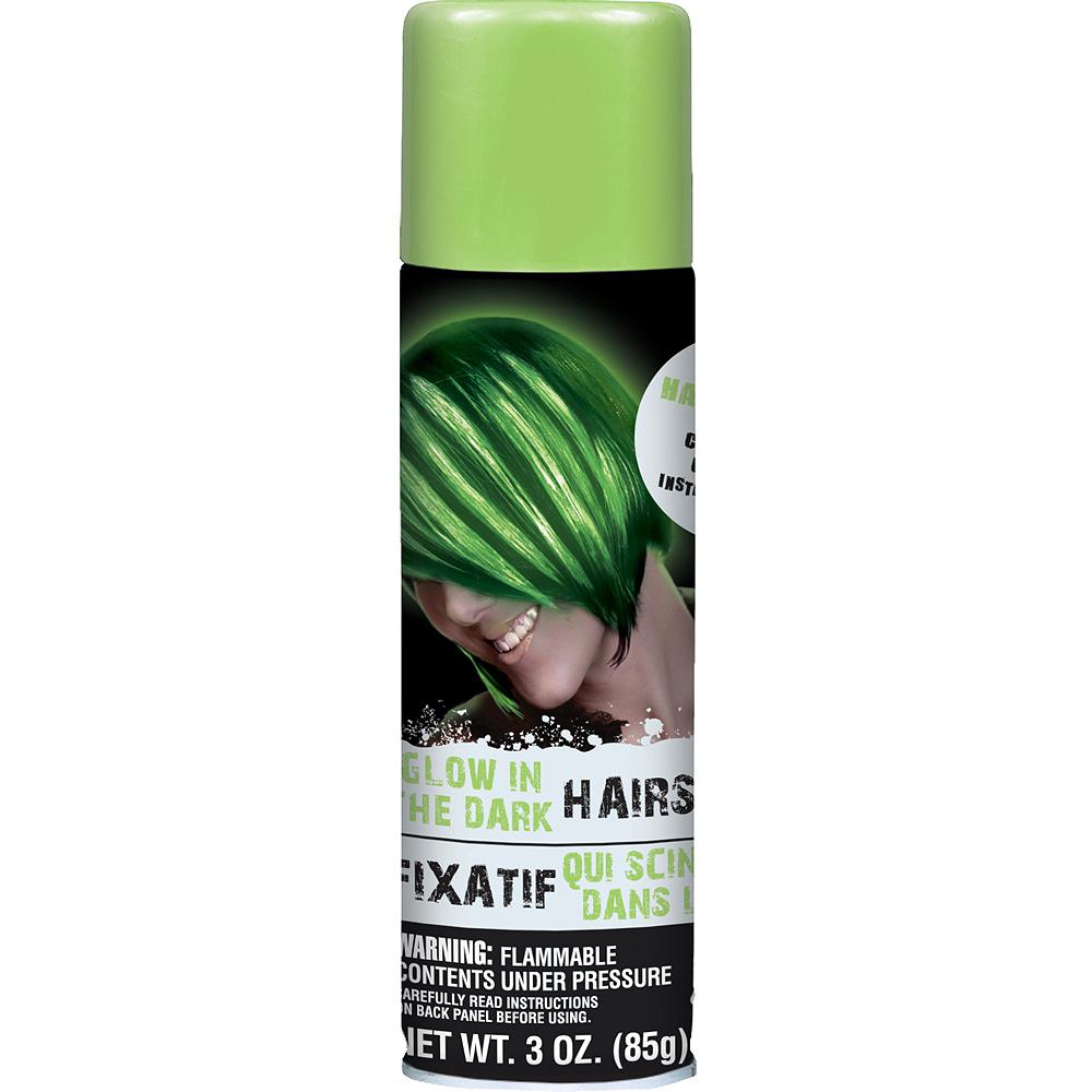 Glow in the Dark Hair Spray Image #1