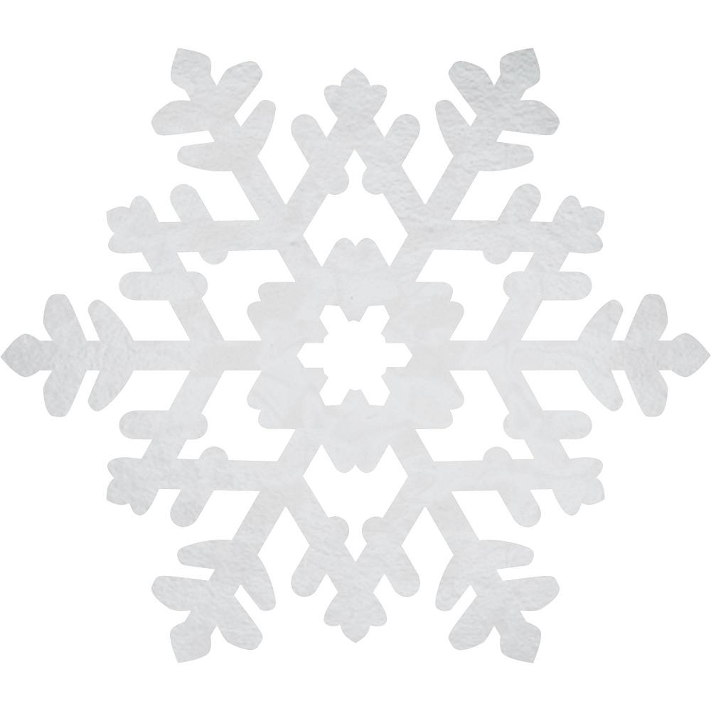 Snowflake Cutout Image #1