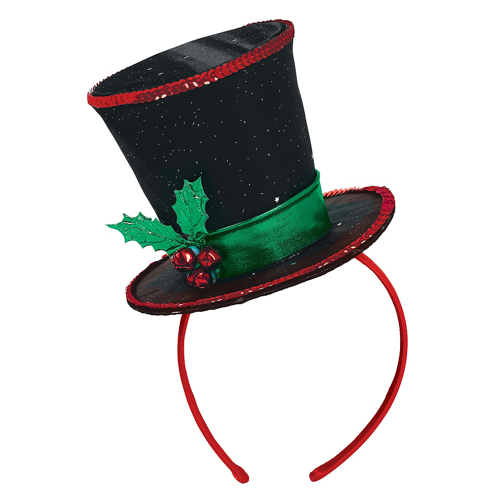Fashion Diva Christmas Headband Image #1
