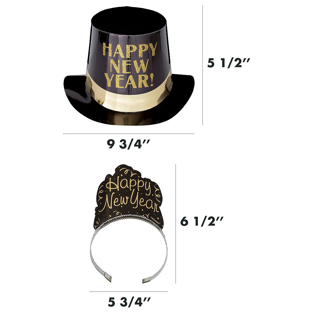 Kit For 50 - Elegant Celebration New Year's Party Kit Image #4