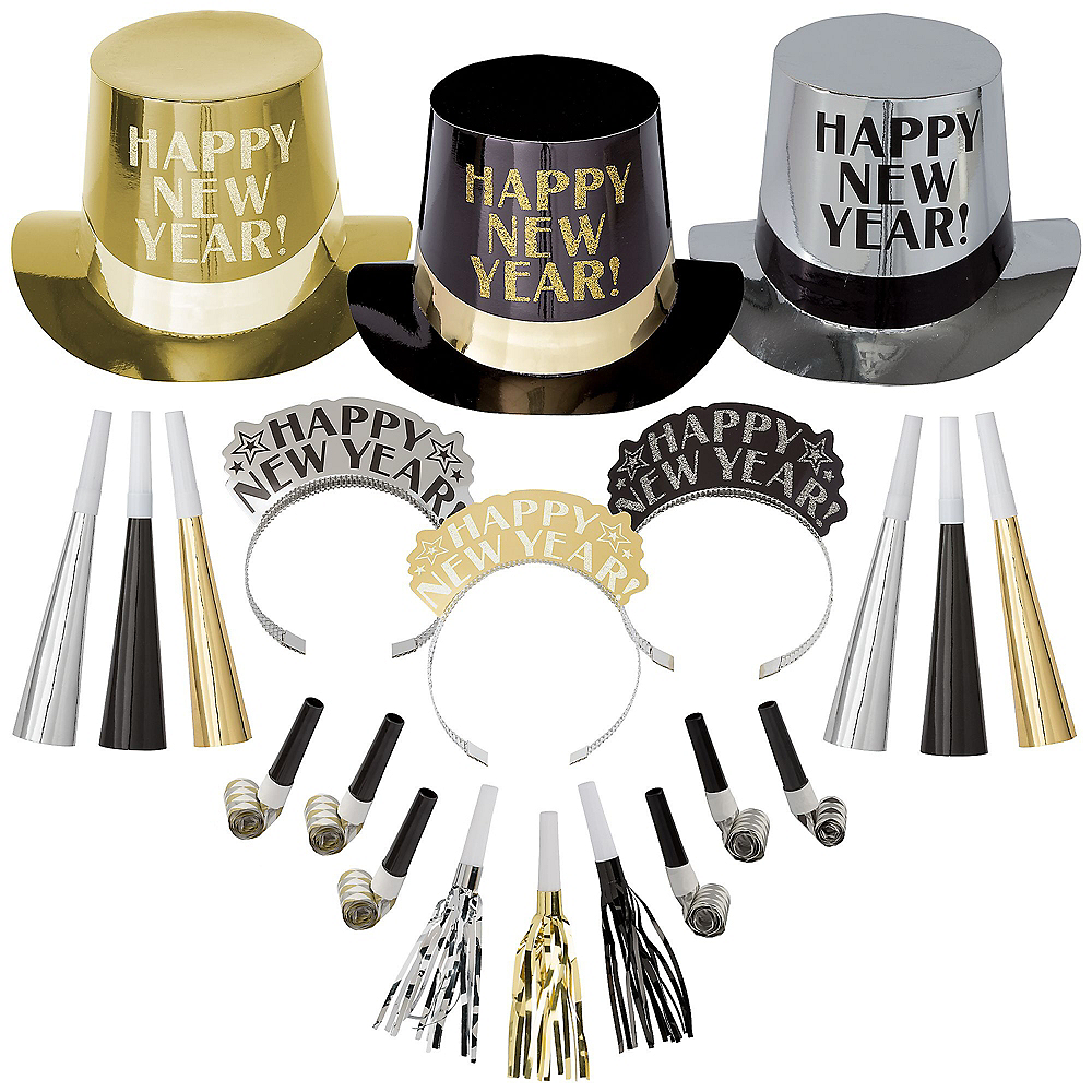 Kit For 100 - Opulent Affair New Year's Party Kit Image #1