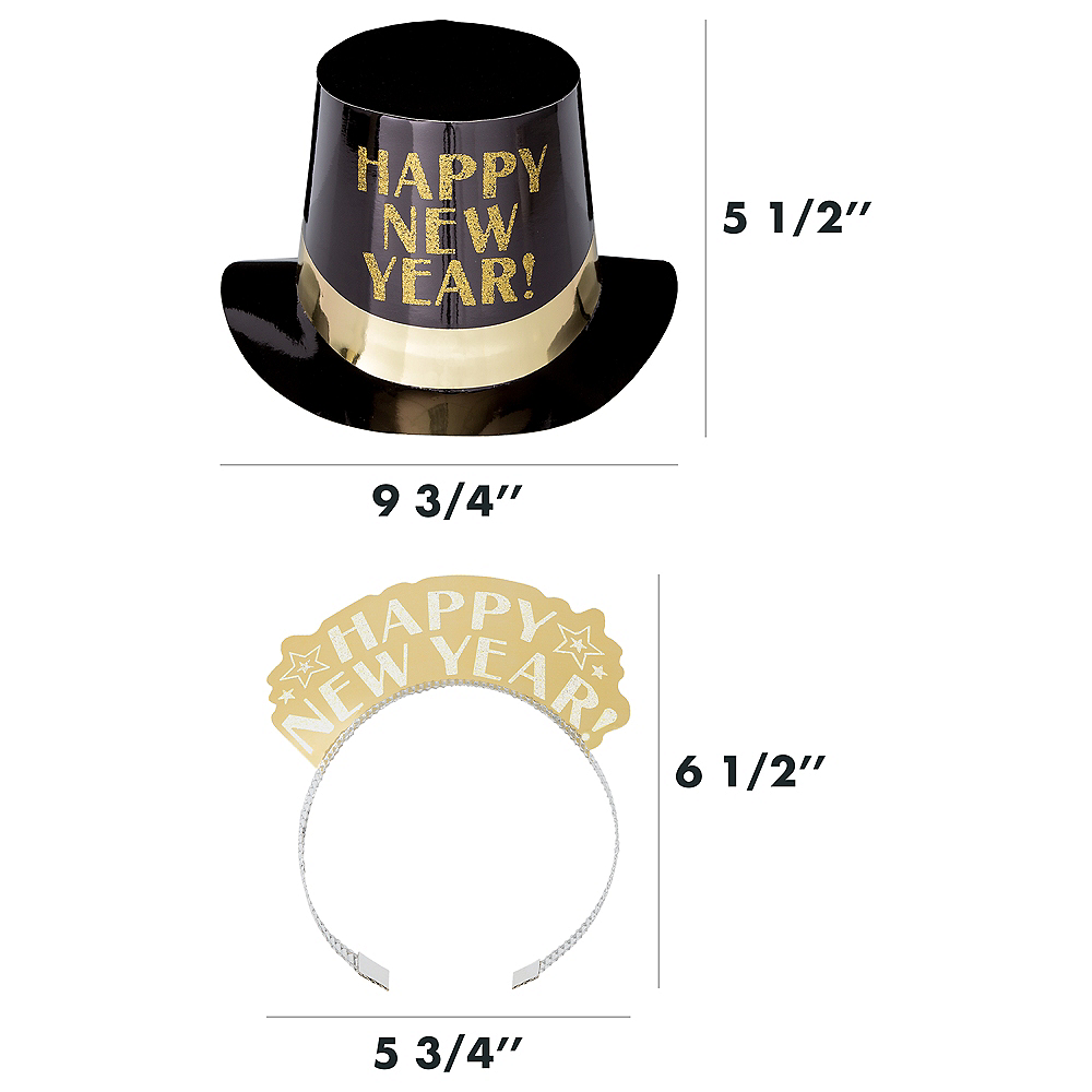 Kit For 100 - Opulent Affair New Year's Party Kit Image #4