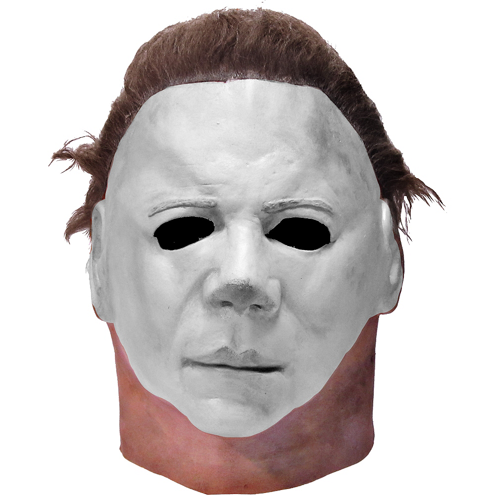 Michael Myers Mask Halloween 1.Latex Michael Myers Halloween Ii Mask