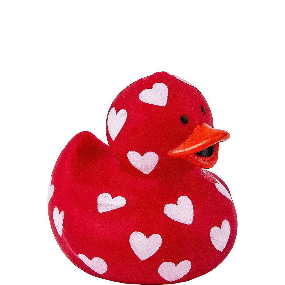 Valentine's Day Rubber Duck Image #1