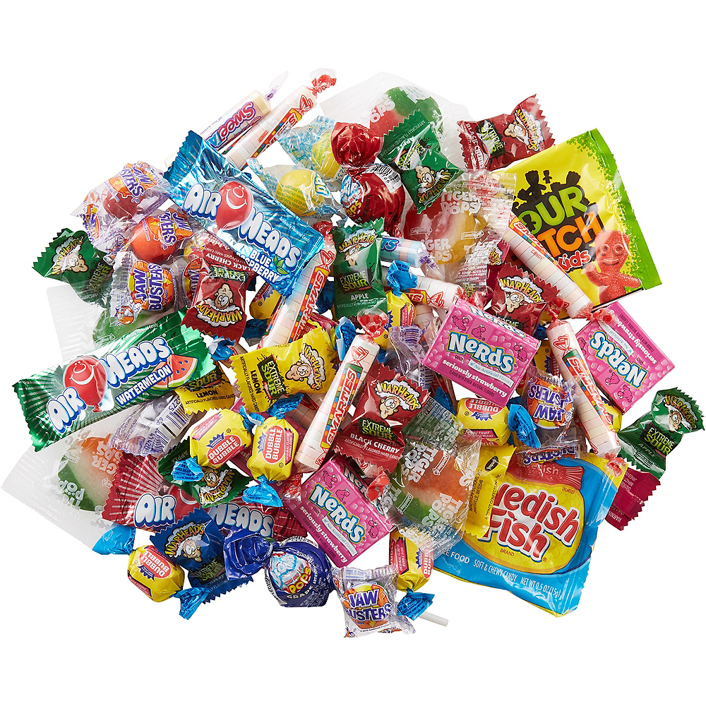 Candy Combo Bag 180pc Image #3