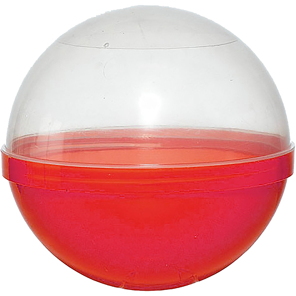 Red Ball Favor Container 12ct Image #1