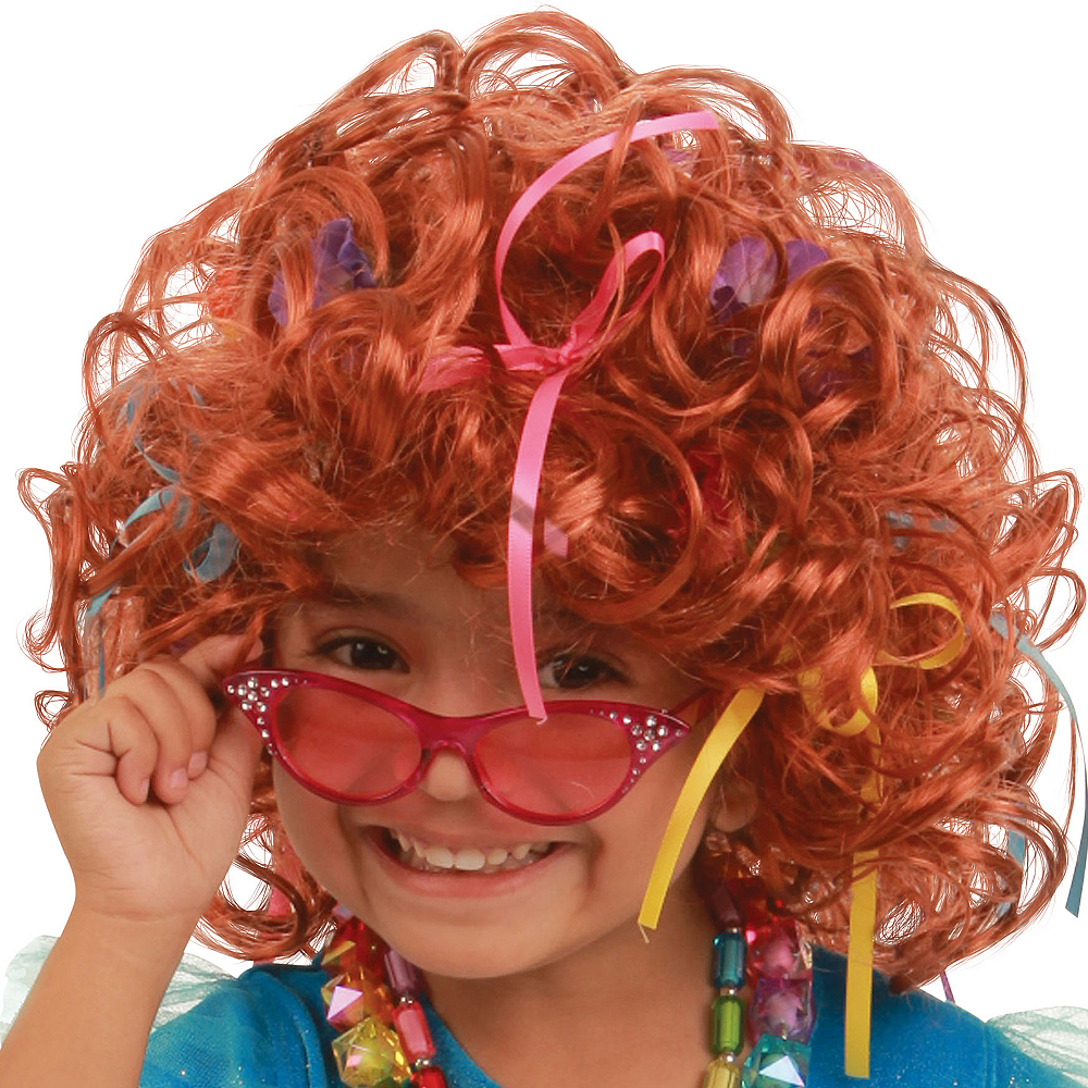 Child Frilly Lilly Wig Image #1