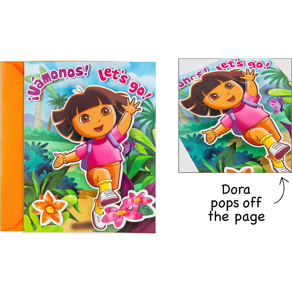 Premium Dora the Explorer Invitations 8ct Image #1