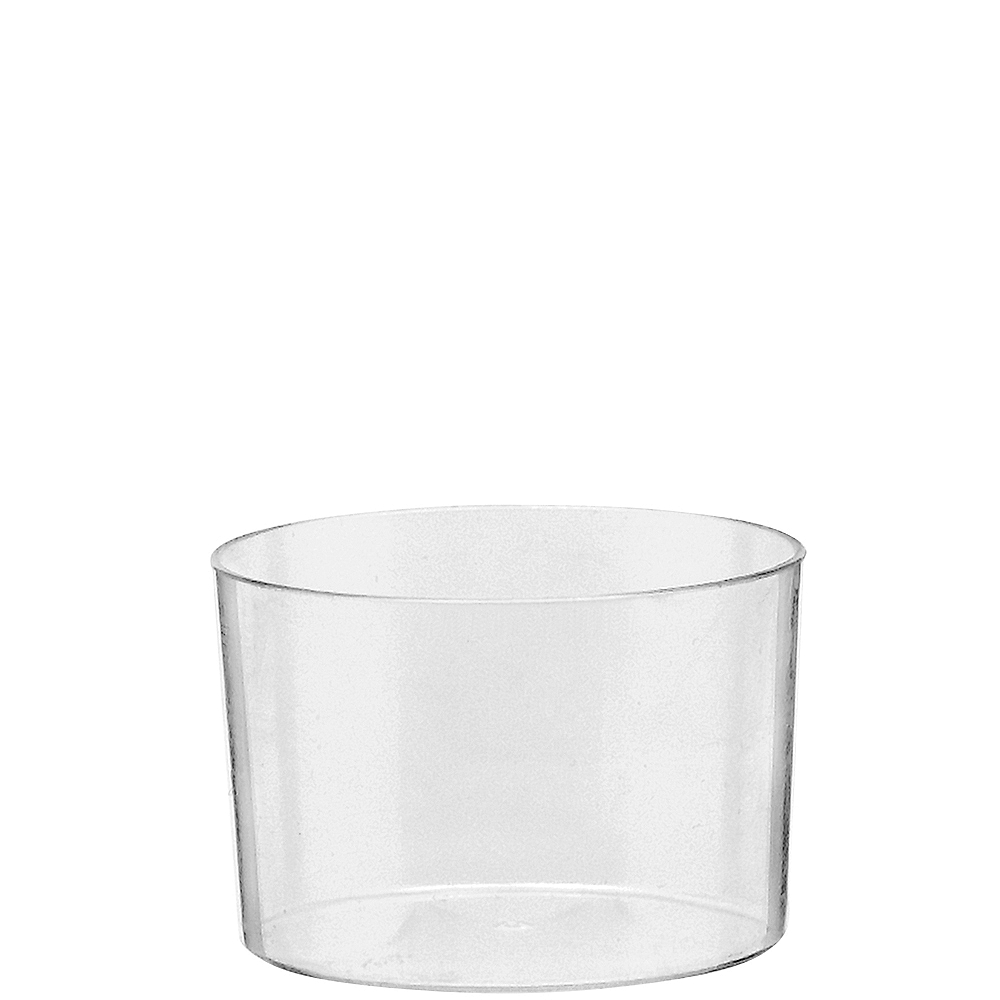 Nav Item for Mini CLEAR Plastic Bowls 40ct Image #1