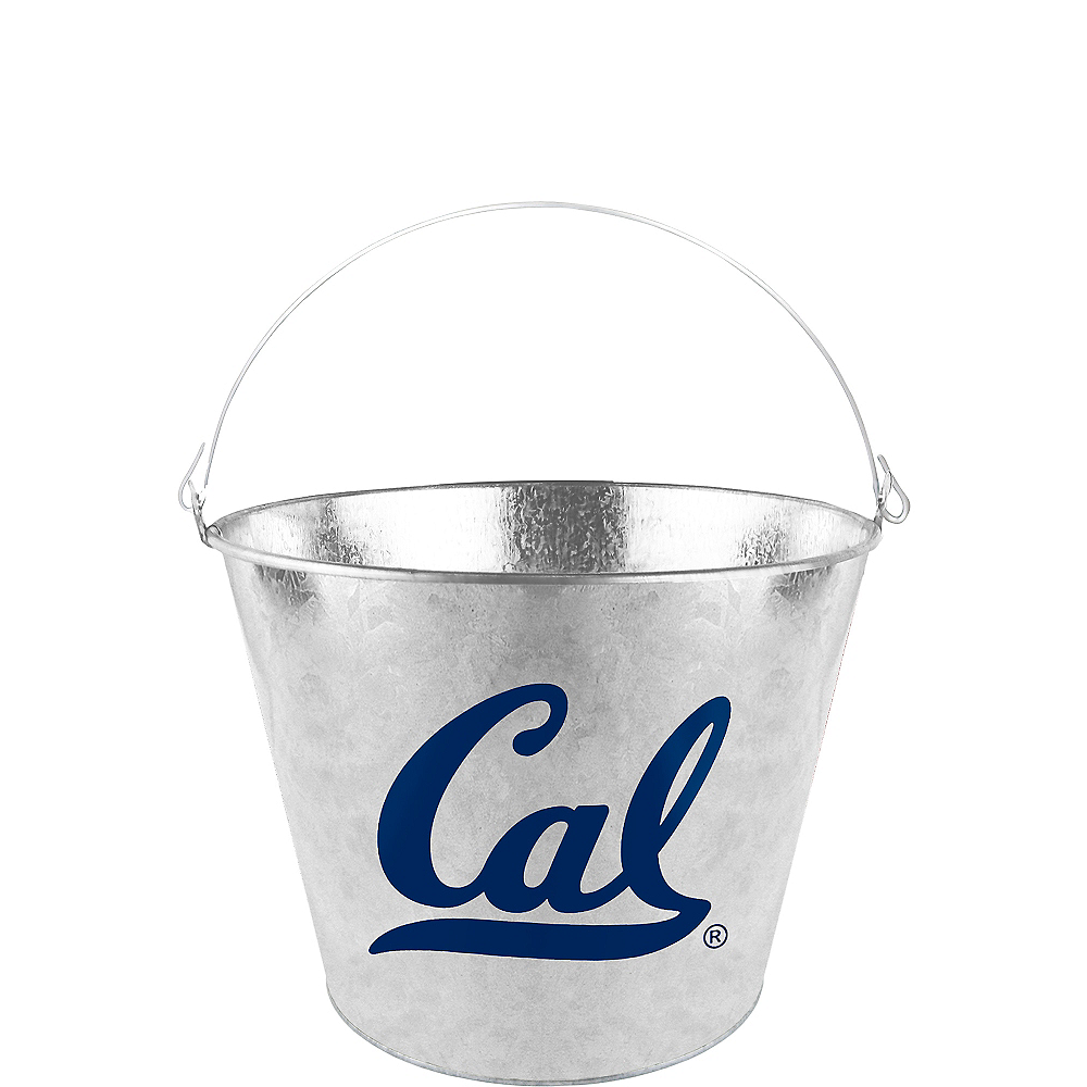 Cal Bears Galvanized Bucket Image #1