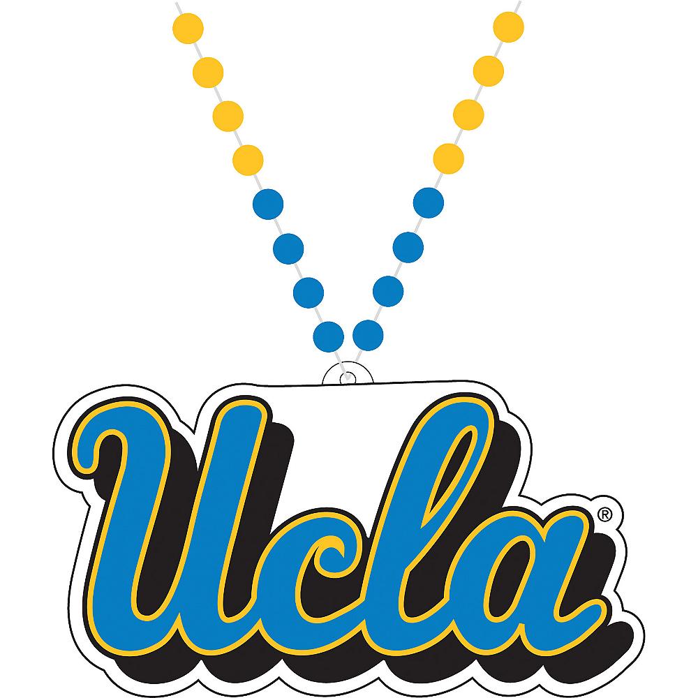 UCLA Bruins Pendant Bead Necklace Image #1