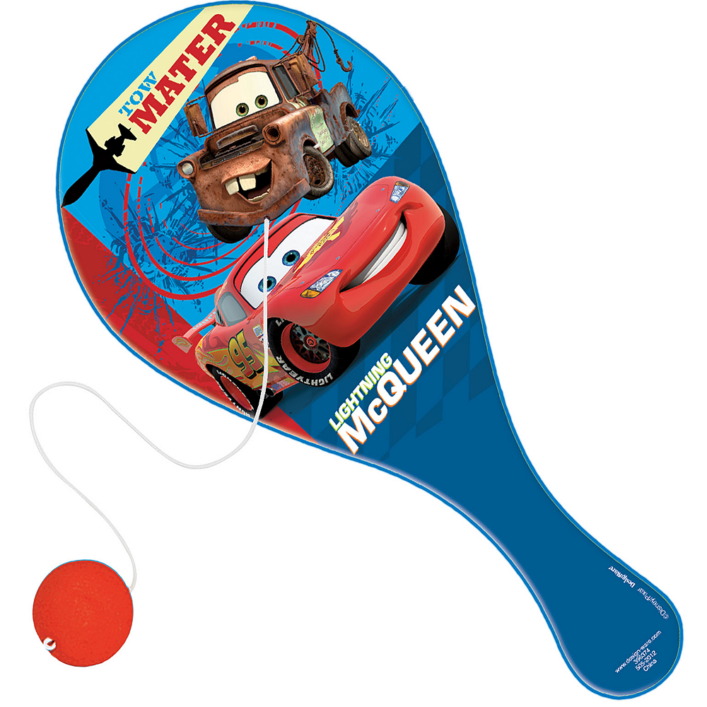Nav Item for Cars Paddle Ball Image #1
