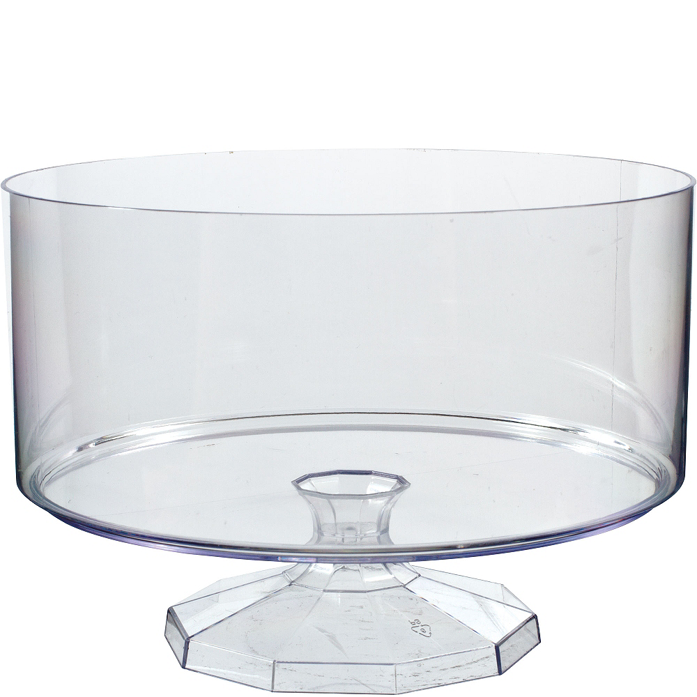 CLEAR Plastic Trifle Container Image #1