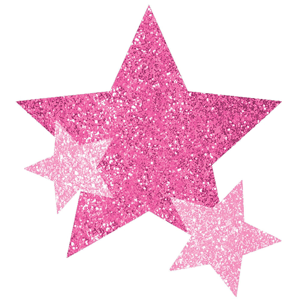Pink Star Body Jewelry Image #1