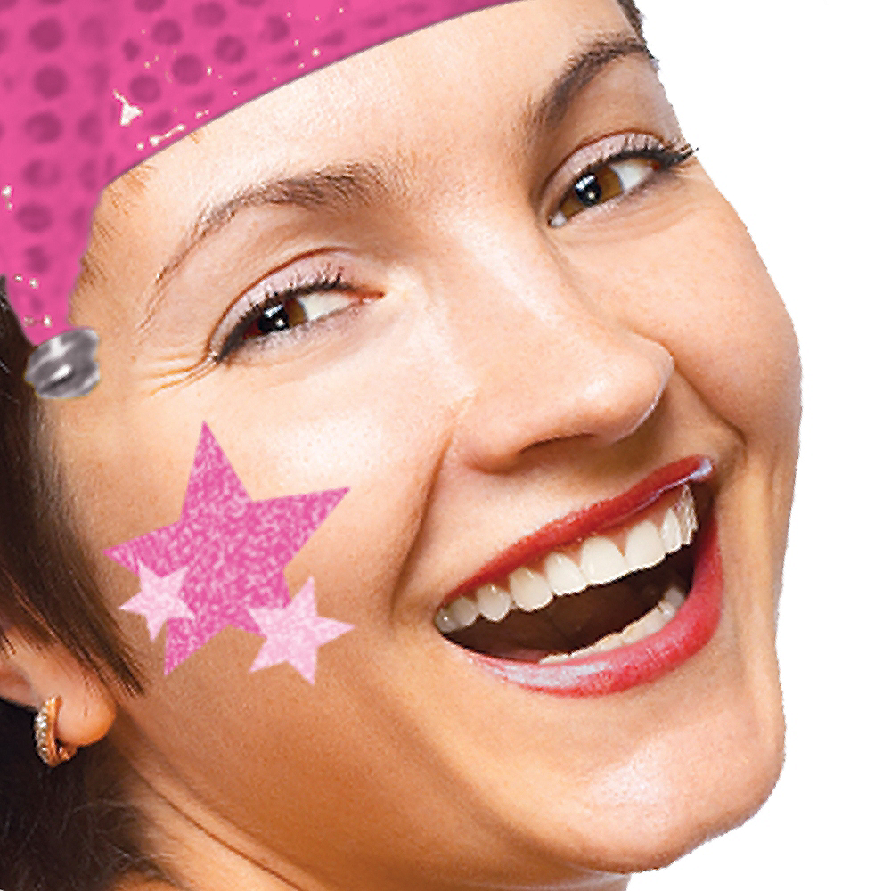 Pink Star Body Jewelry Image #2