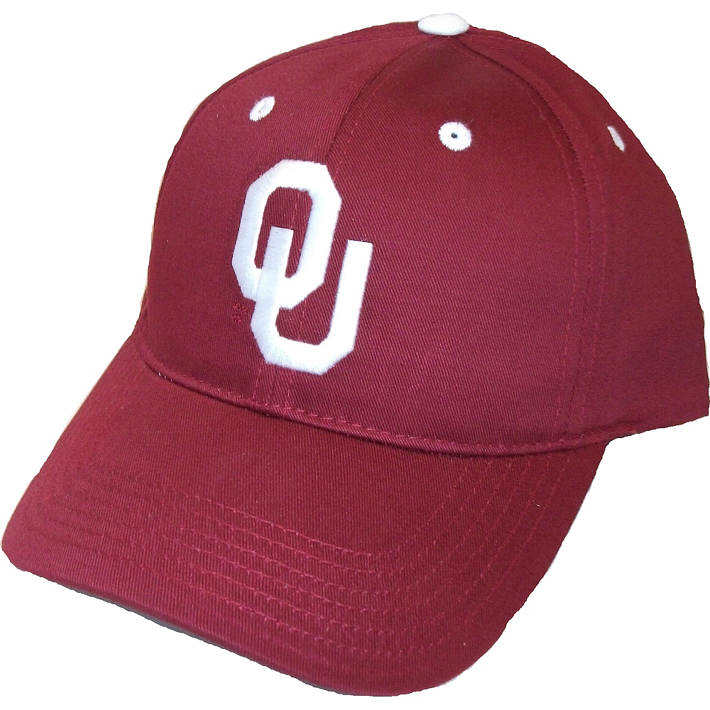 Nav Item for Oklahoma Sooners Baseball Hat Image #1