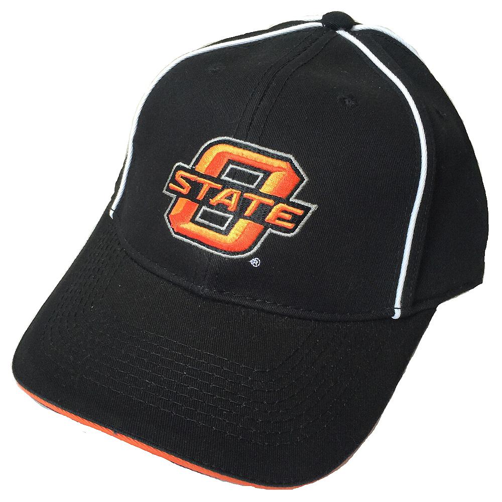 Oklahoma State Cowboys Baseball Hat Image #1