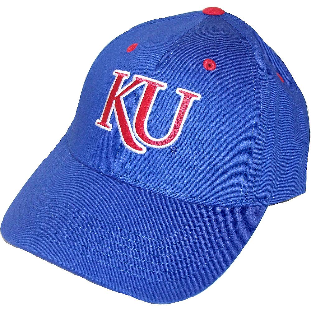 Kansas Jayhawks Baseball Hat Image #1