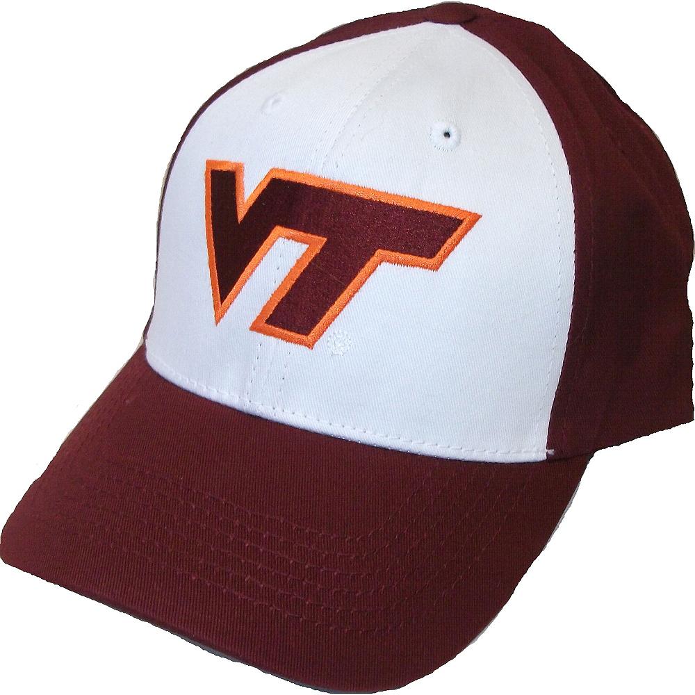 Virginia Tech Hokies Baseball Hat Image #1