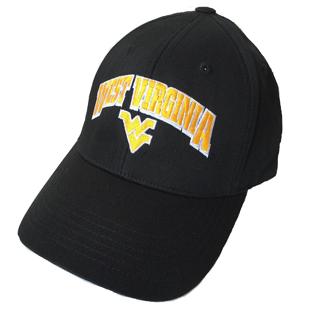 West Virginia Mountaineers Baseball Hat Image #1