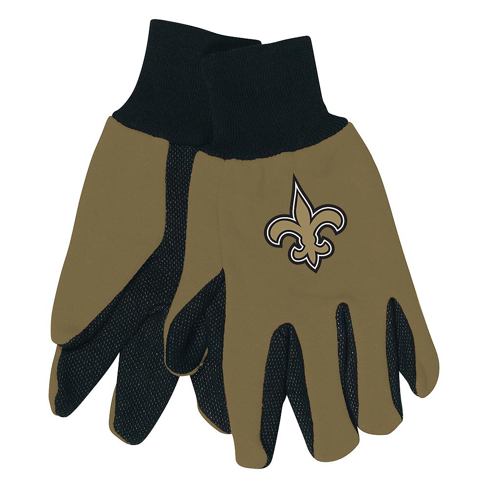New Orleans Saints Gloves Image #1