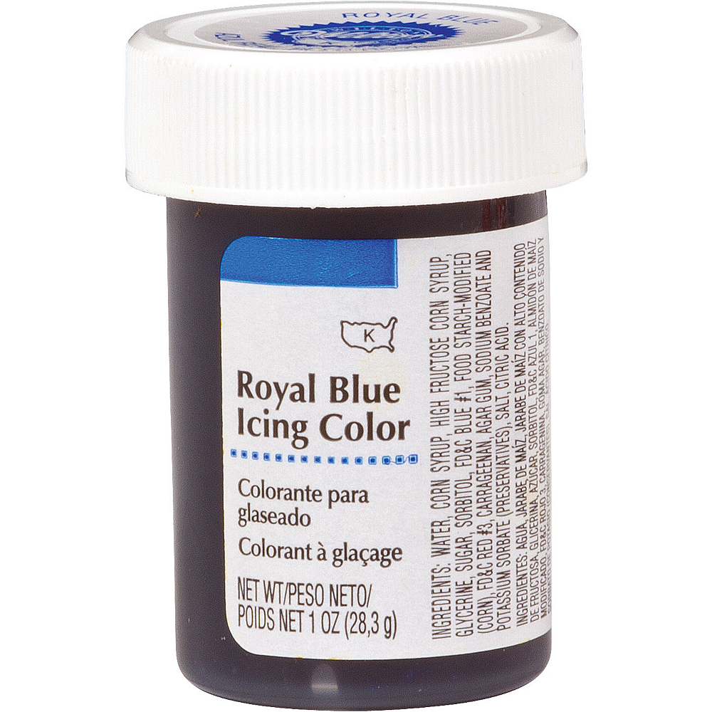 Wilton Royal Blue Icing Color Image #1