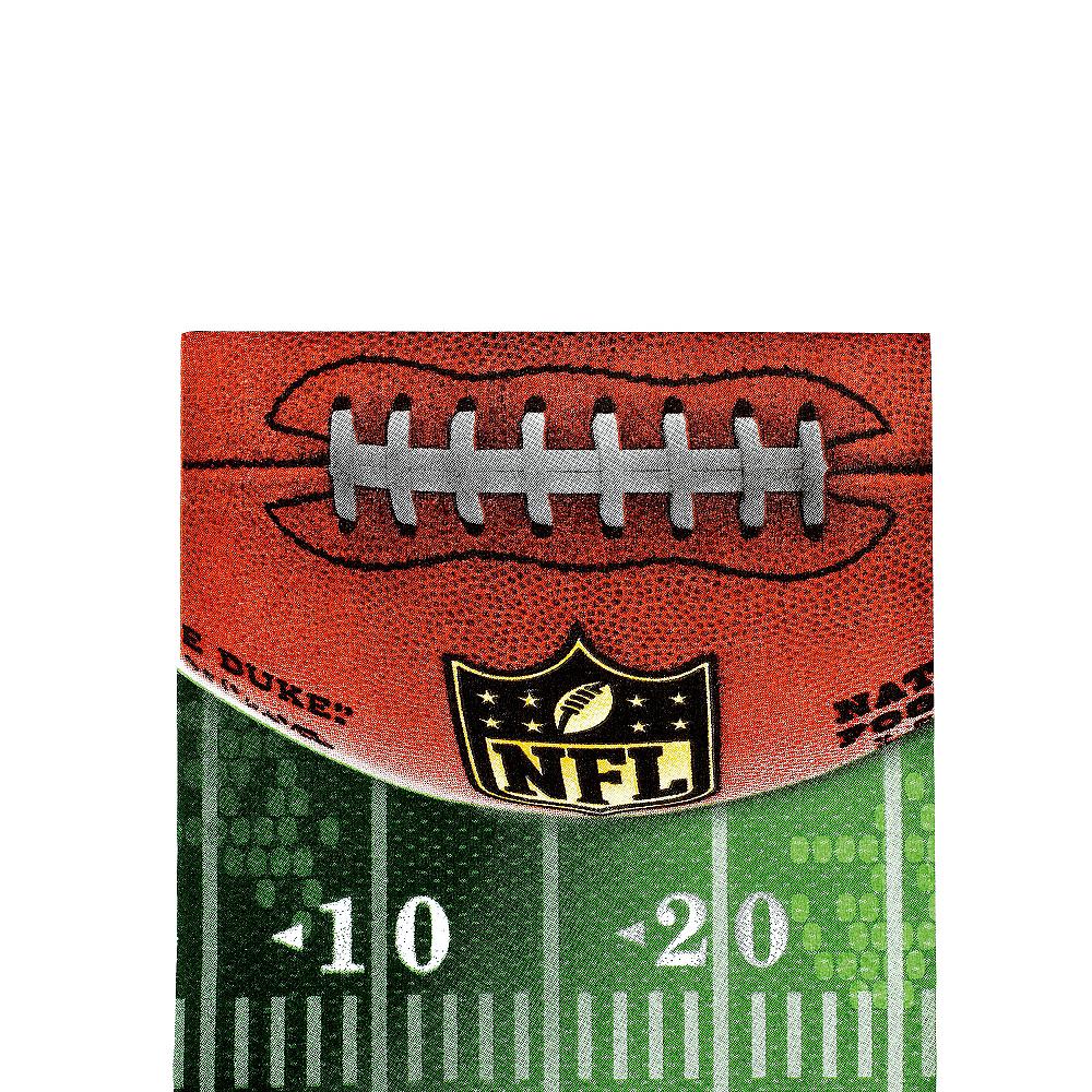 NFL Drive Beverage Napkins 36ct Image #1