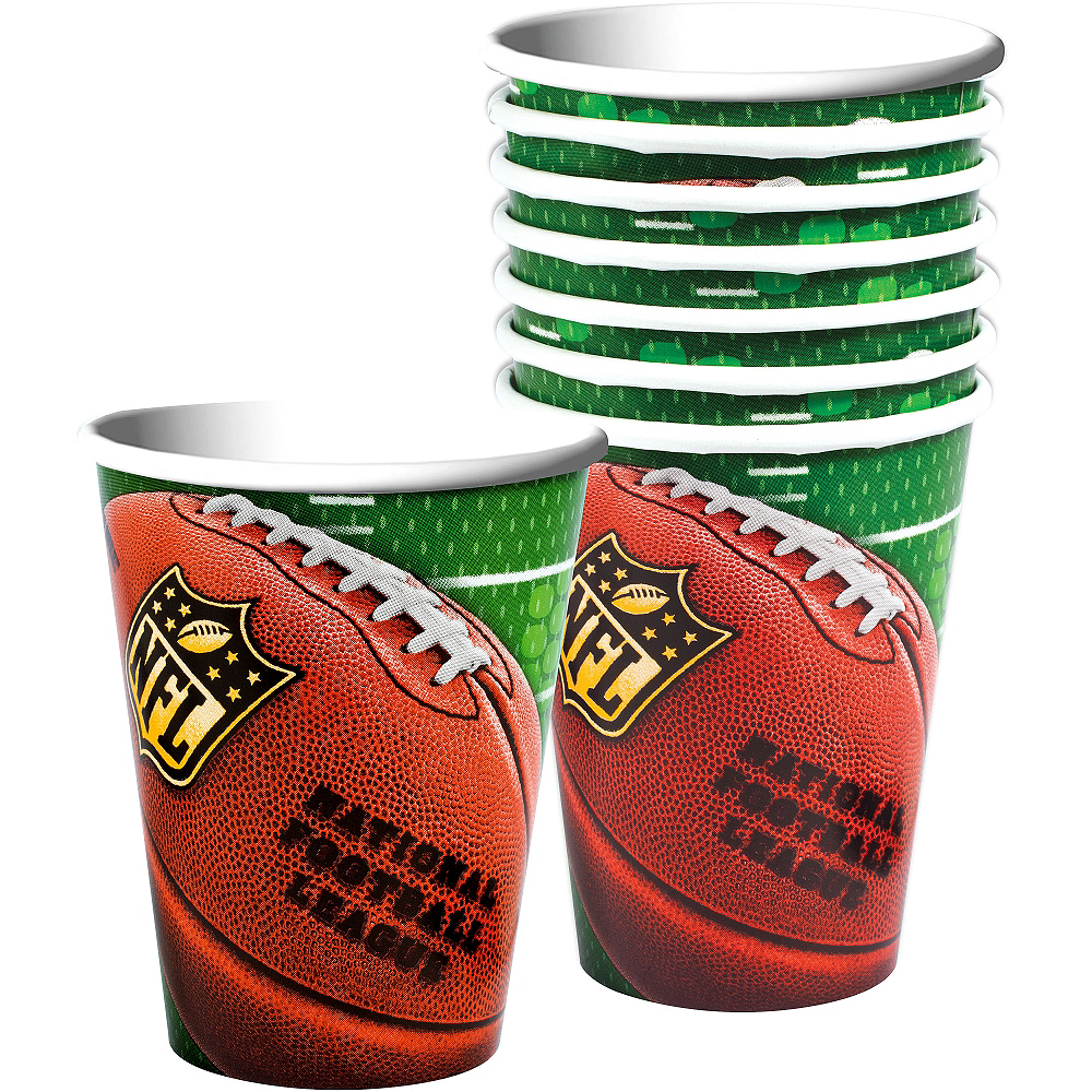 Nav Item for NFL Drive Cups 18ct Image #1