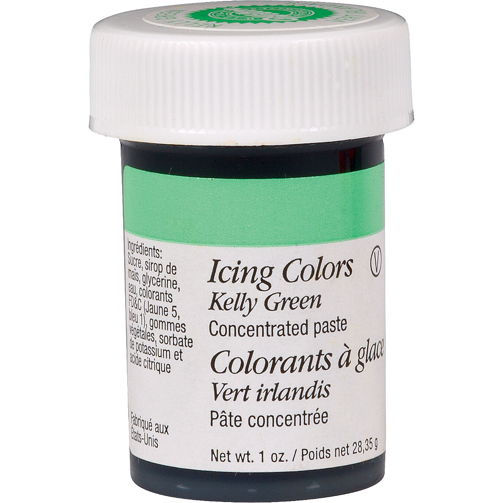 Wilton Kelly Green Icing Color Image #1