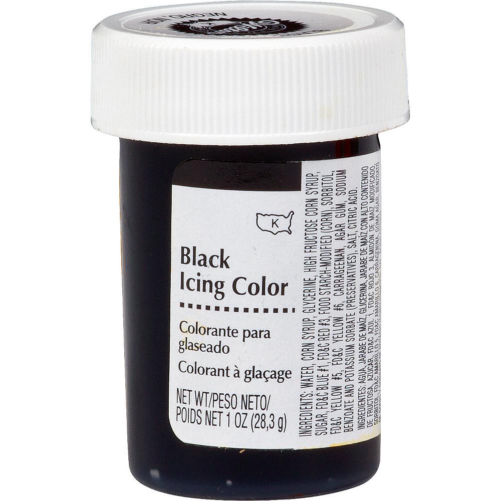 Wilton Black Icing Color Image #1