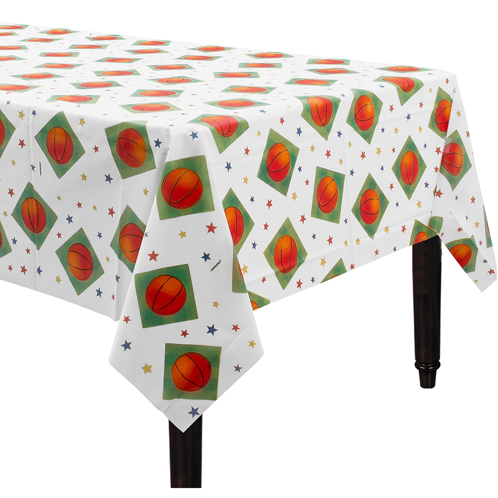 Basketball Table Cover Image #1