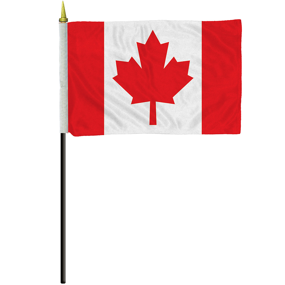 Small Canadian Flag Image #1