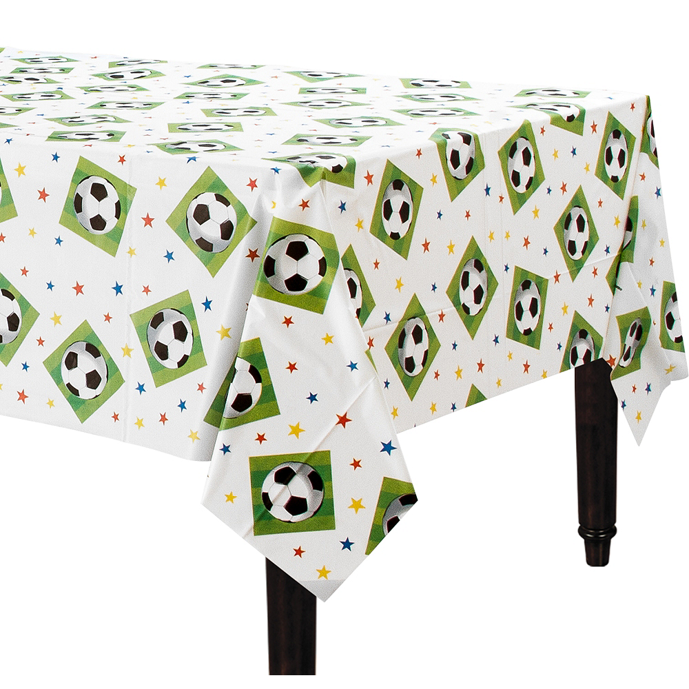 Soccer Table Cover Image #1
