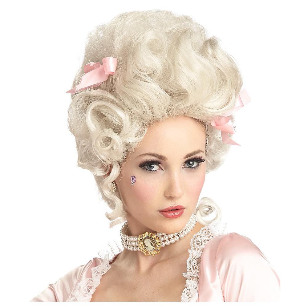 Marie Antoinette Wig Image #1