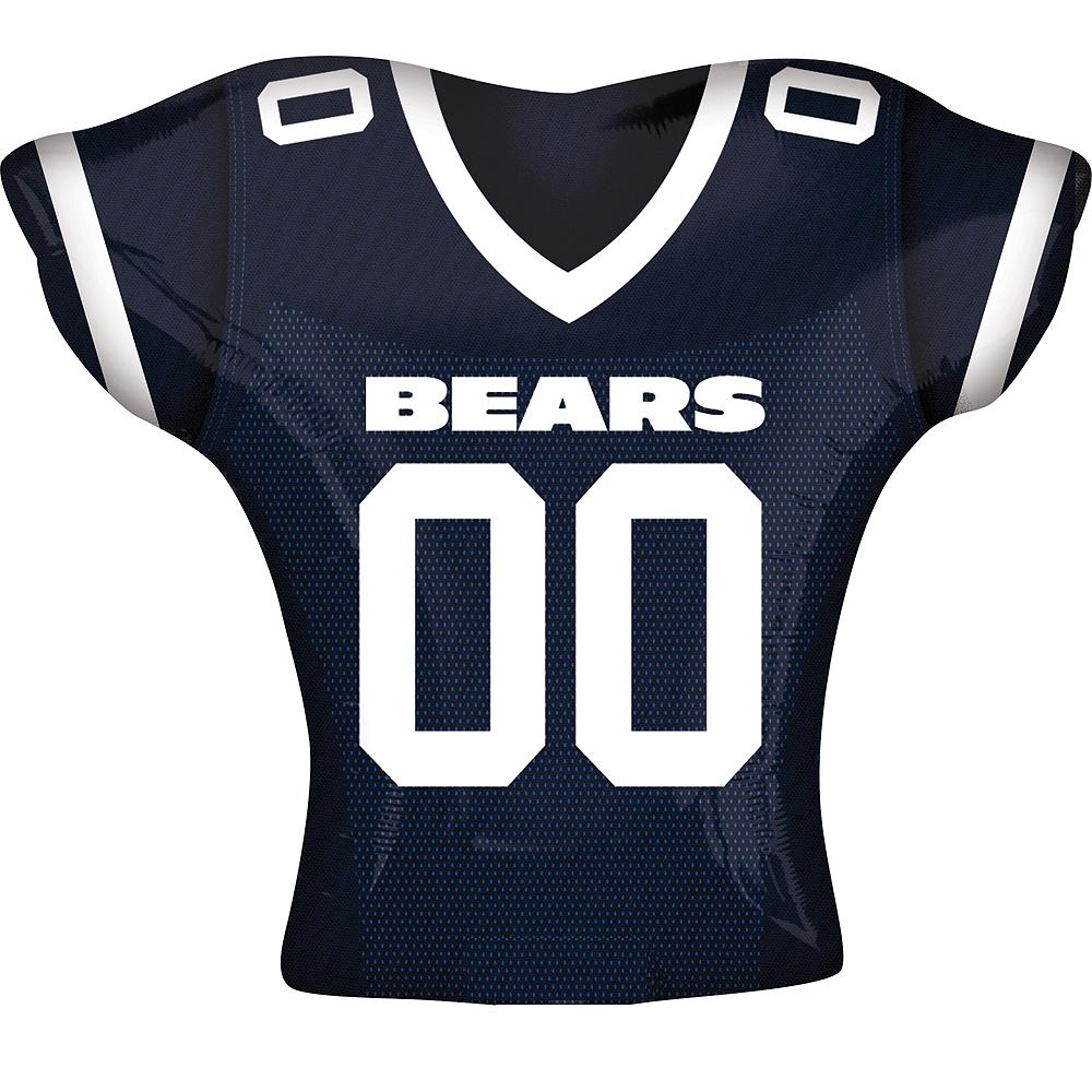 Chicago Bears Balloon - Jersey Image #1
