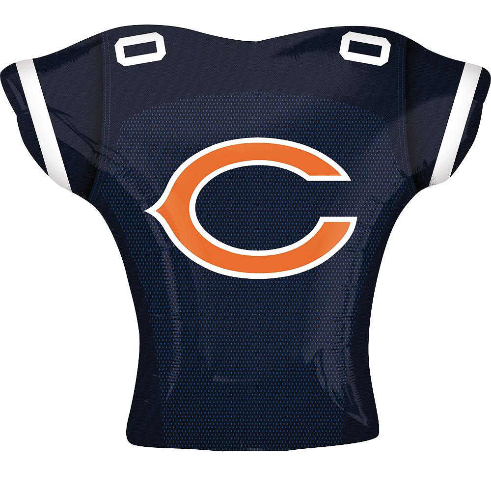Chicago Bears Balloon - Jersey Image #2