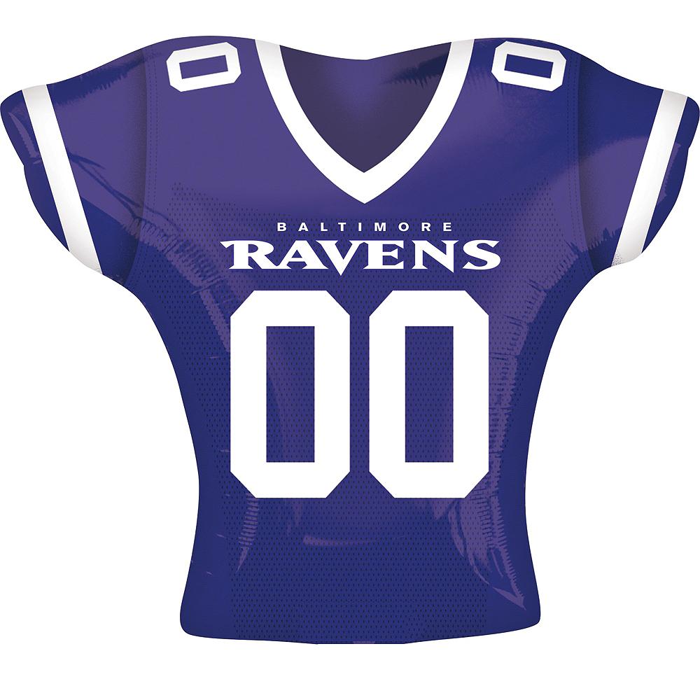 Baltimore Ravens Balloon - Jersey Image #1
