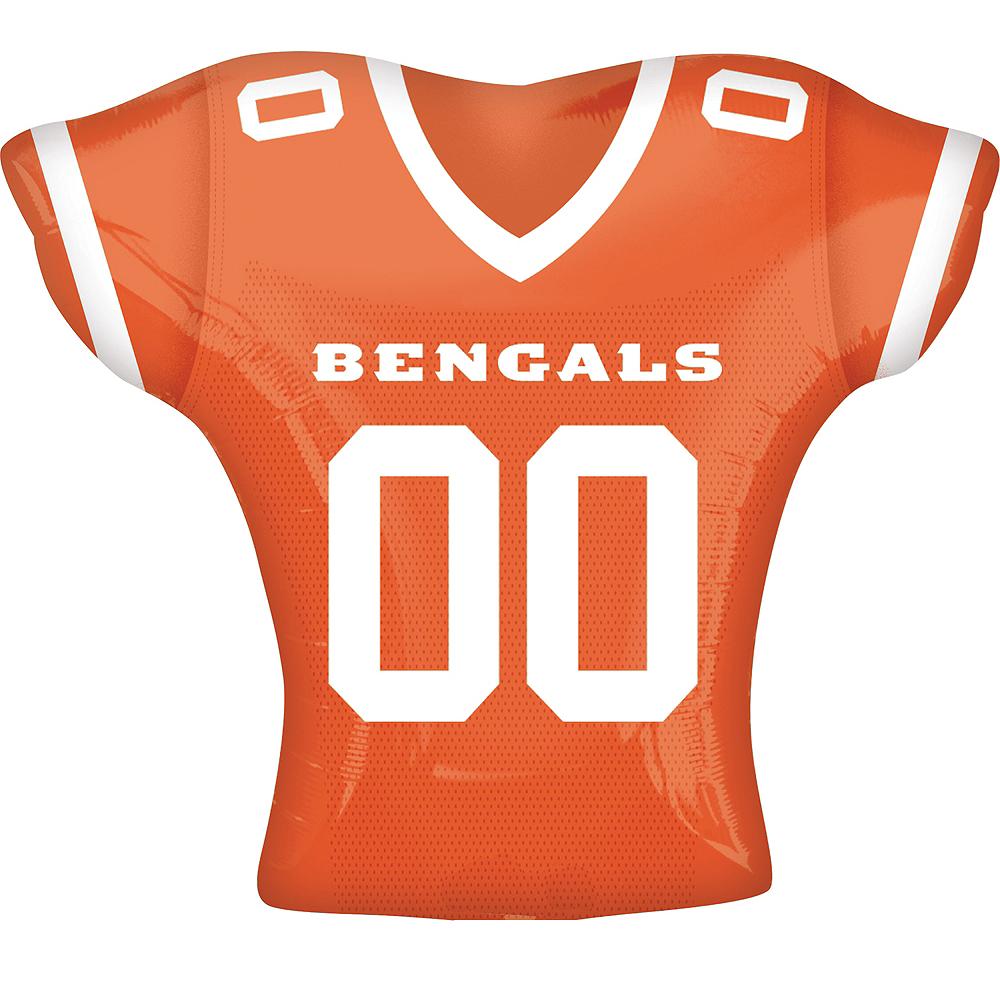 Cincinnati Bengals Balloon - Jersey Image #1