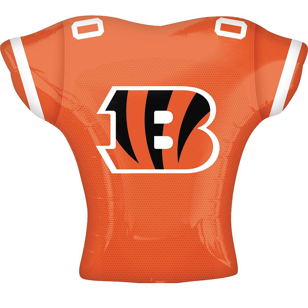 Cincinnati Bengals Balloon - Jersey Image #2
