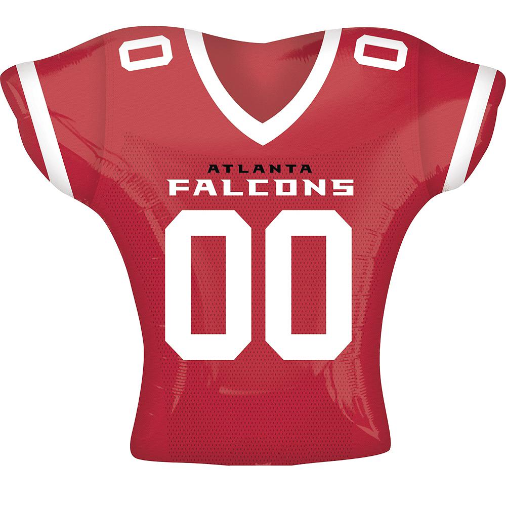 Atlanta Falcons Balloon - Jersey Image #1