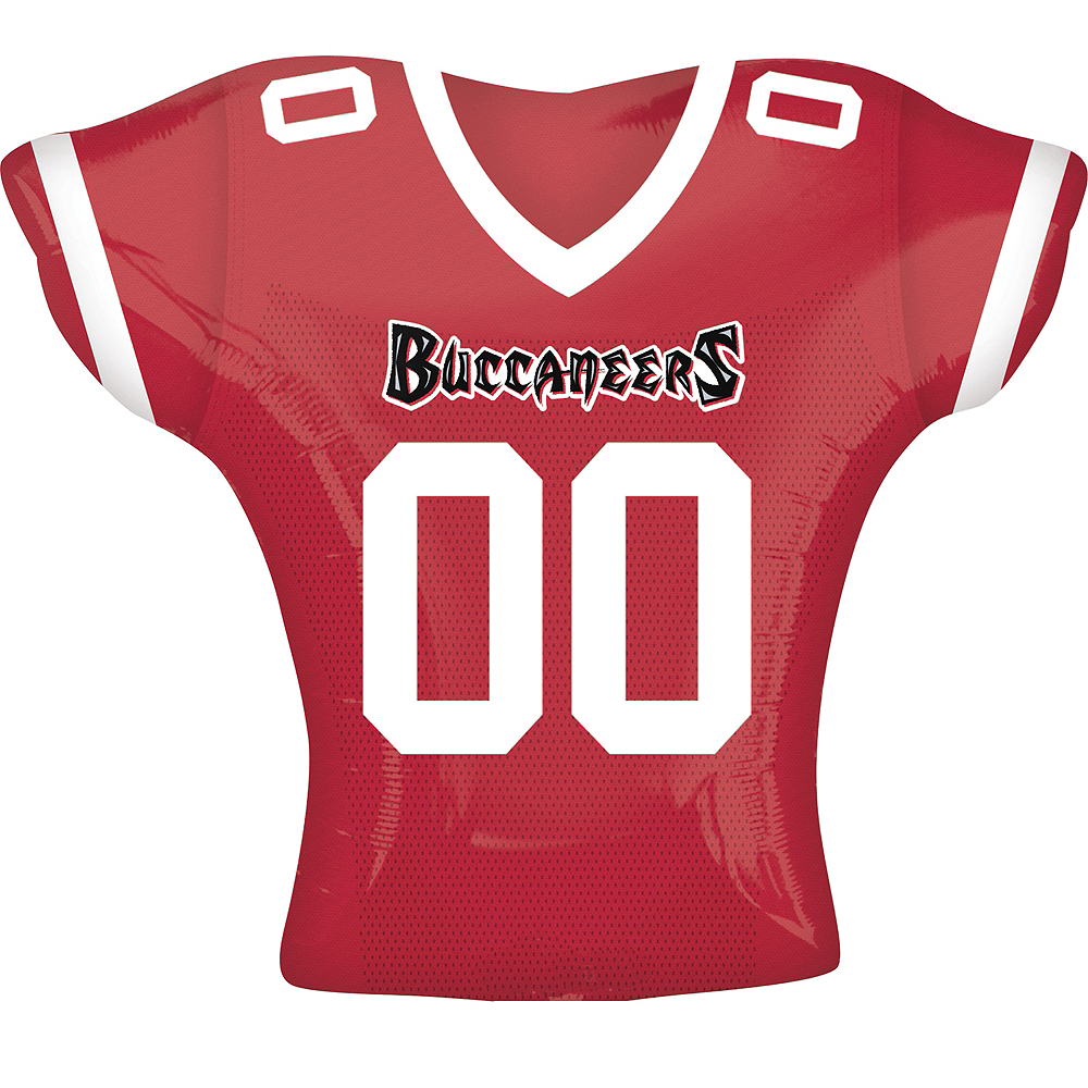 Tampa Bay Buccaneers Balloon - Jersey Image #1