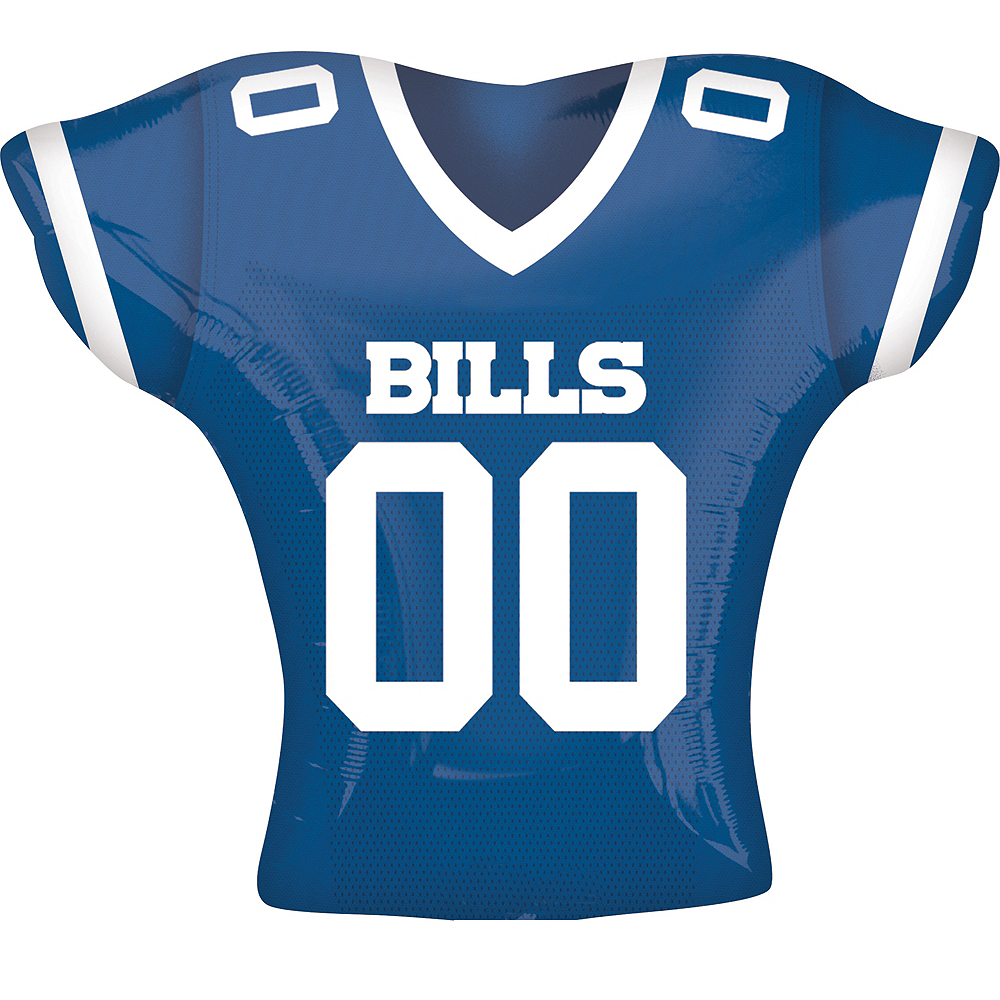 Buffalo Bills Balloon - Jersey Image #1