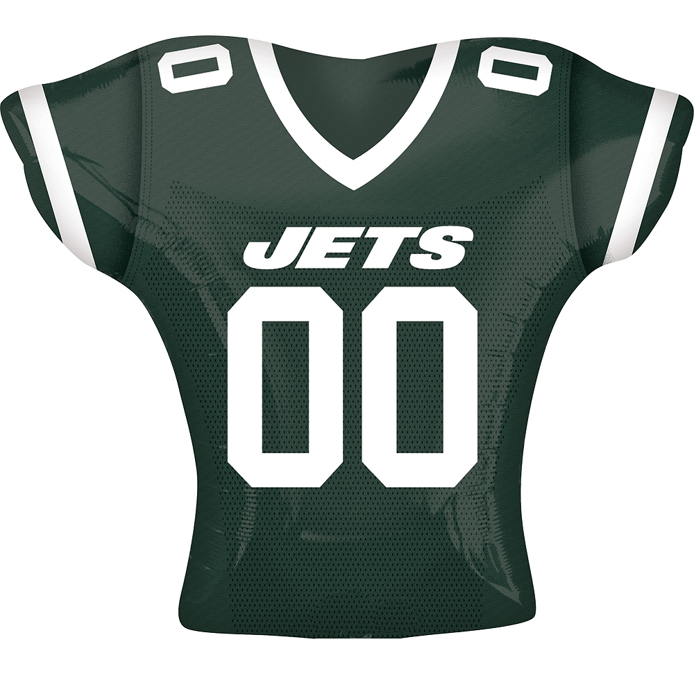 New York Jets Balloon - Jersey Image #1