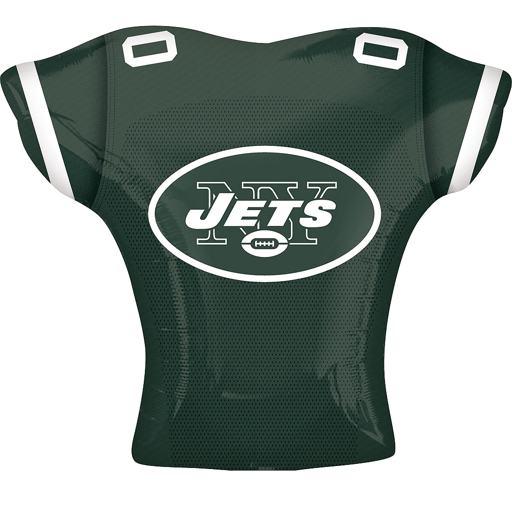 New York Jets Balloon - Jersey Image #2