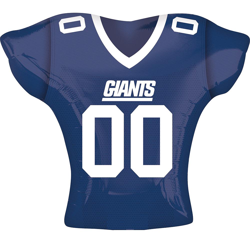 New York Giants Balloon - Jersey Image #1