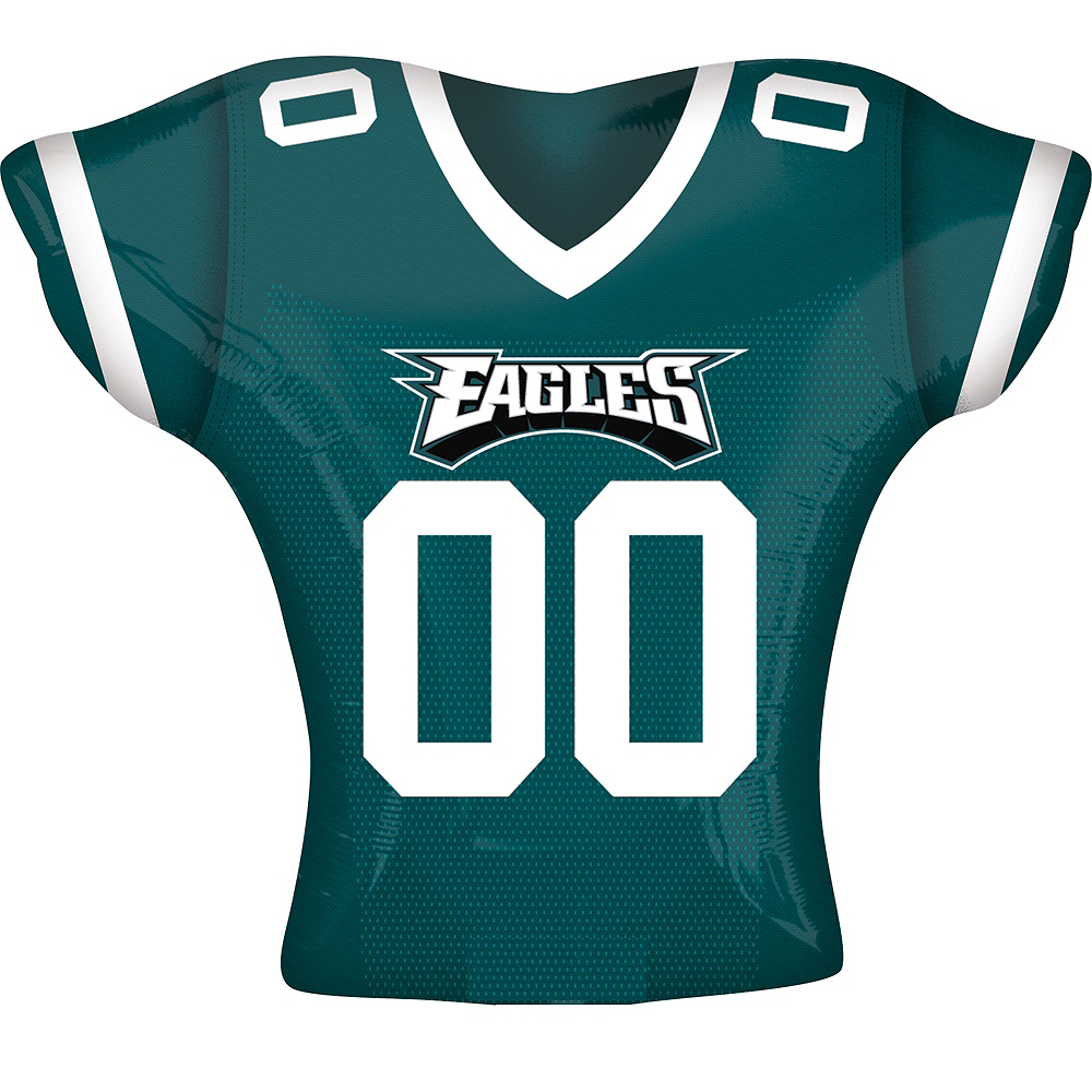 Philadelphia Eagles Balloon - Jersey Image #1